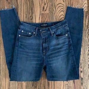 NWOT 💙 Lucky Brand Bridgette Skinny Jean